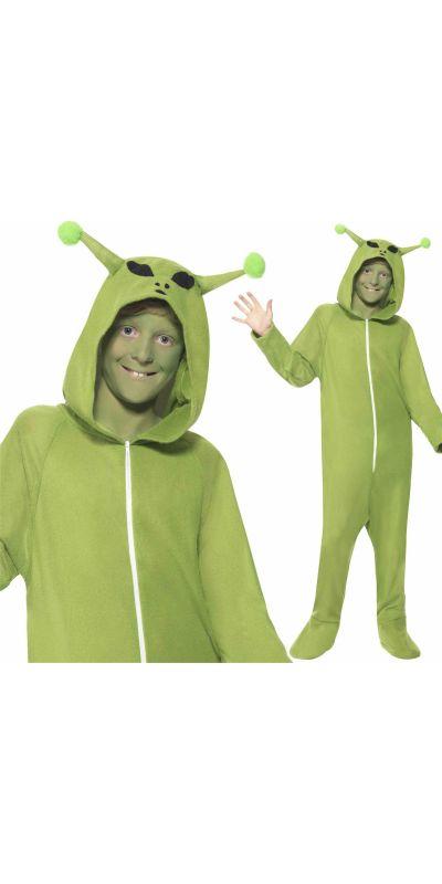 Alien Costume Age 7 - 9