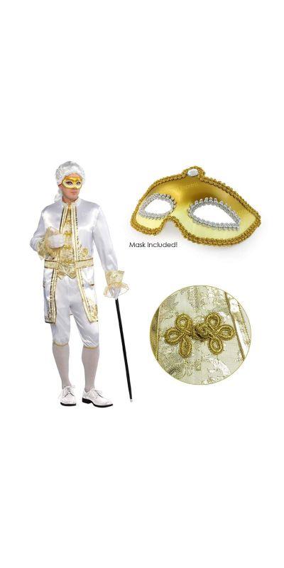 Casanova Costume Chest 38 to 44