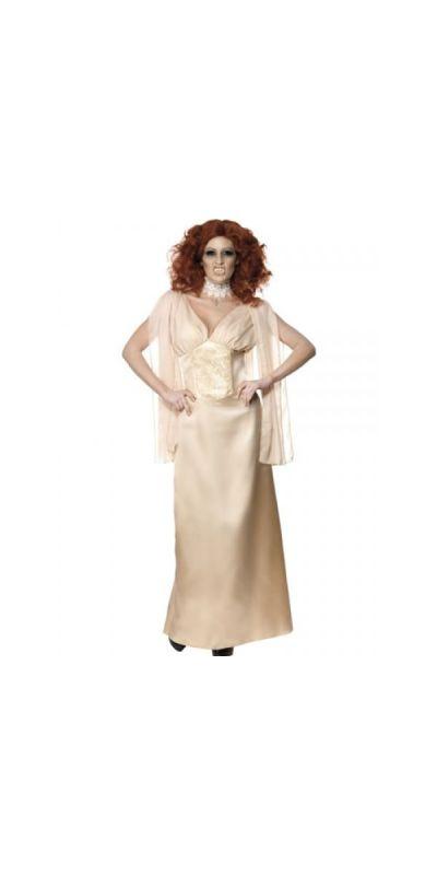 Draculas Bride Outfit Large