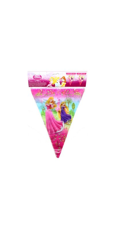 Disney Princess Summer Palace Flag Banner 3m
