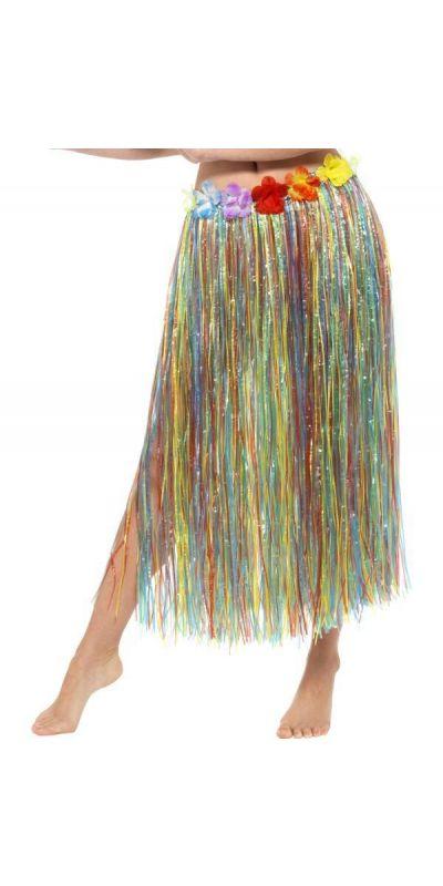 Hawaiian Hula Skirt 80 Cm