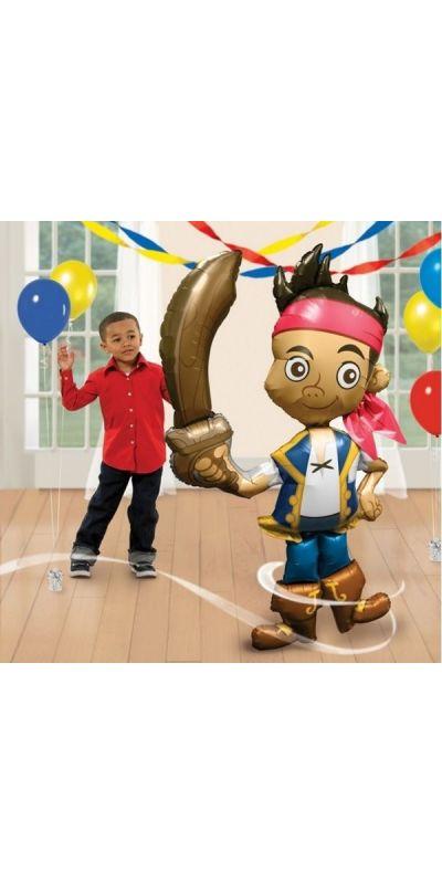 Jake and the Neverland Pirates Airwalker Balloon