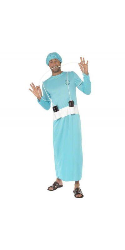 Doctor Life Support Costume Medium