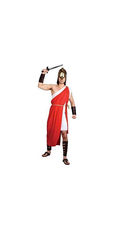 Spartan Warrior Costume Medium