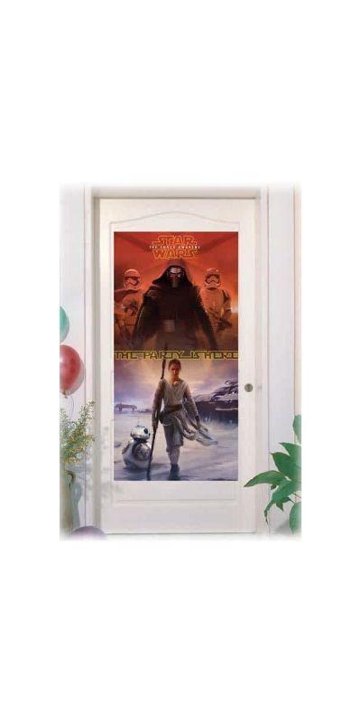 Star Wars Door Banner The Force Awakens